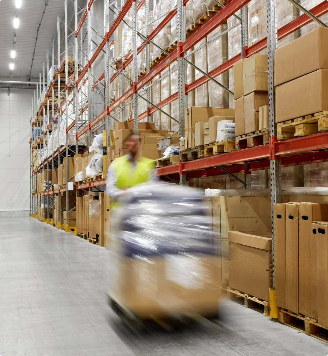 Digital Warehouse - The Future of Warehousing
