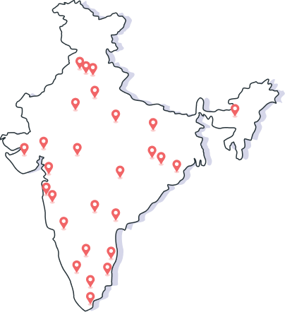 Stockarea's Warehousing Network PAN India