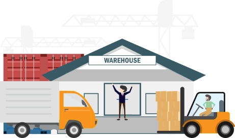 Optimize your supply chain across nation through Stockarea