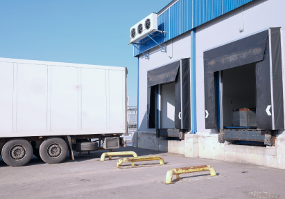 Cross Docking services - Stockarea