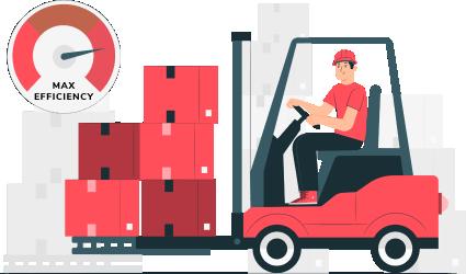 Optimised Warehouse Inventory