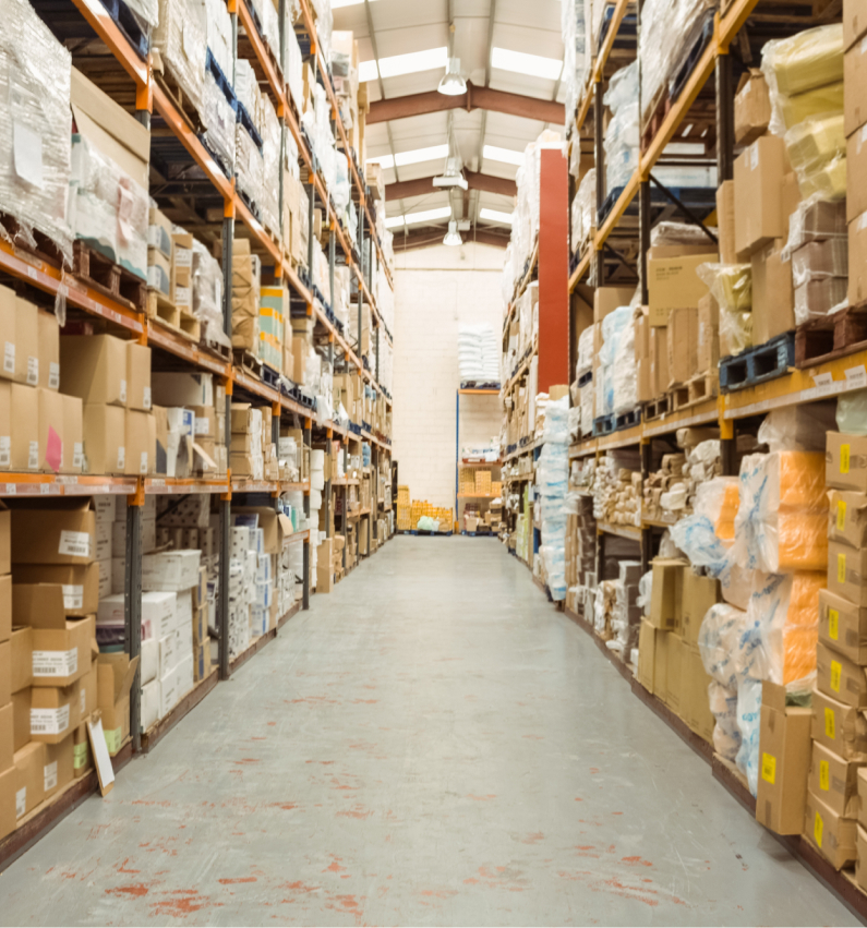 Warehouse on demand - Stockarea